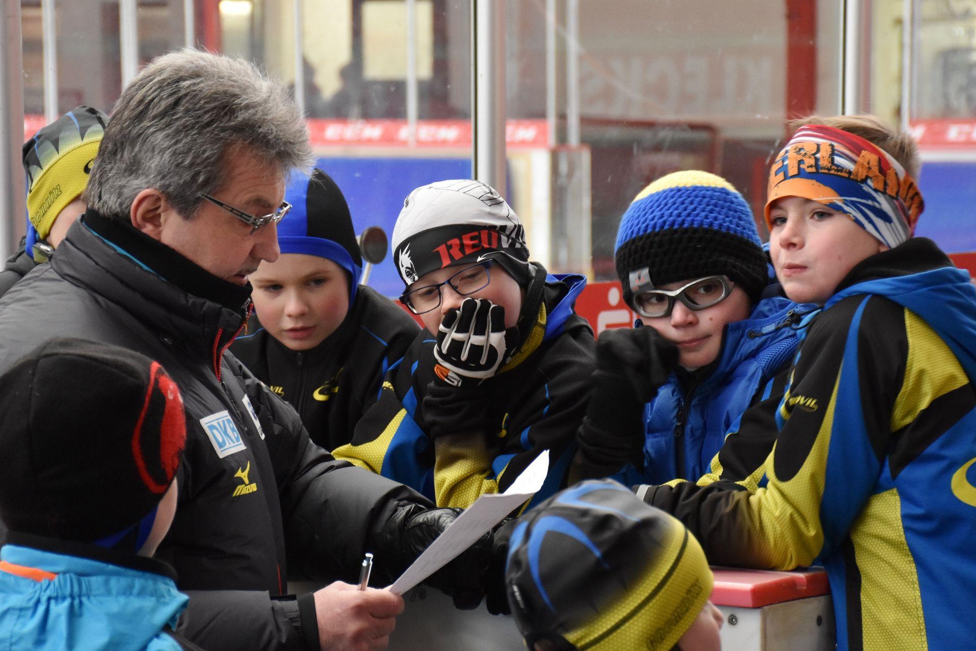 Sächsische Meisterschaft am 03.03.2018  in Crimmitschau