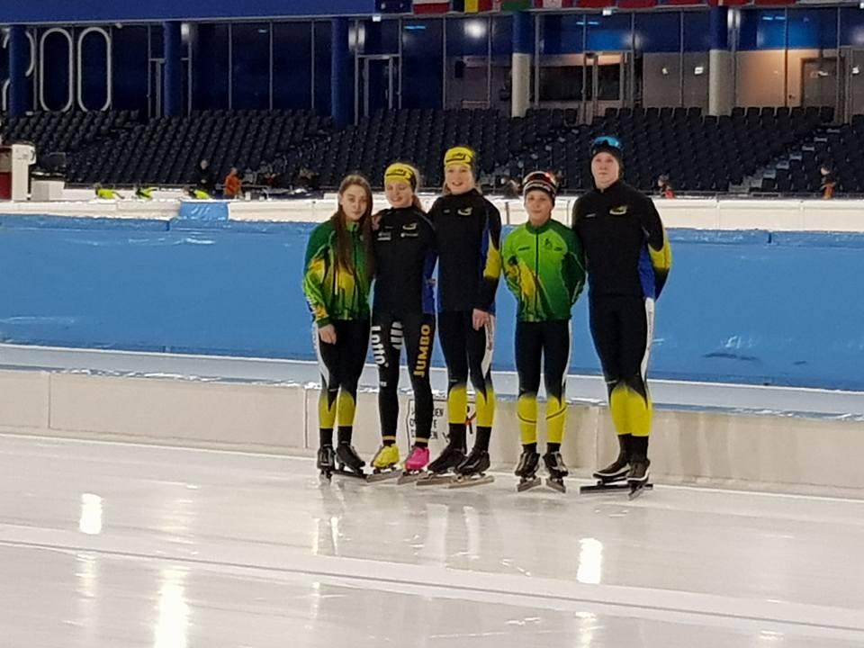 Recordwedstrijd in Heerenveen am 11.03.2018