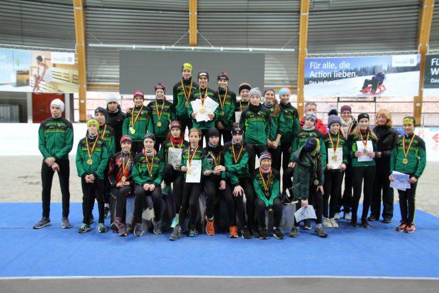 DESG-Wanderpokal, 2. Pokallauf in Erfurt am 9.-10.02.2019