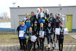Sächsischen Meisterschaften der AK E1 & E2 am 23.02.2019 in Dresden