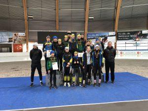 Deutsche Meisterschaft Mehrkampf D, C1 und C2 vom 23.-24.02.2019 in Erfurt