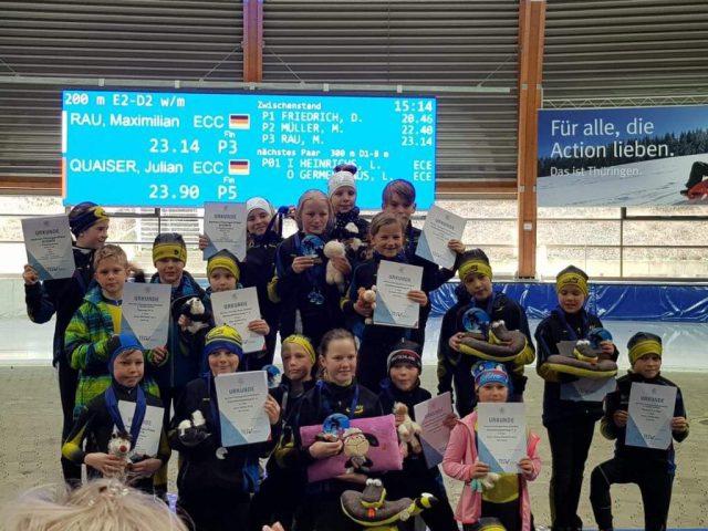 Sachsen-Thüringen-Pokal am 09.03.2019 in Erfurt