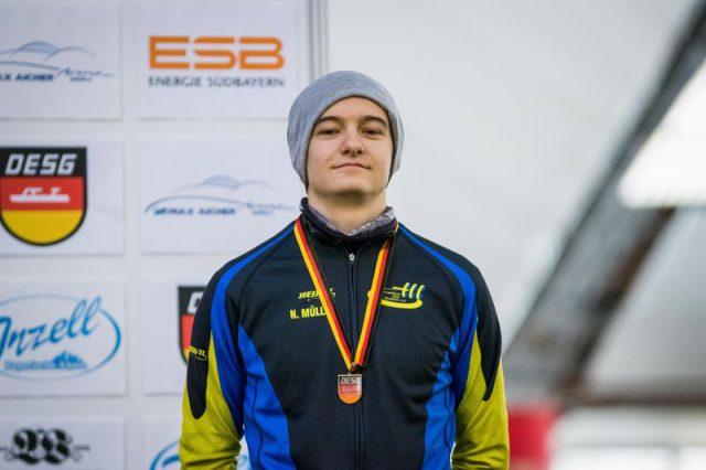 Noel erringt den 3. Platz bei der Deutschen Einzelstreckenmeisterschaft