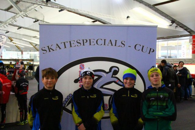 Skate Special Cup am 23.-24.11.2019 in Inzell