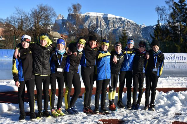 38. Int. Junior Meeting – Finstral Trophy Klobenstein (ITA) am 11-12.01.2020