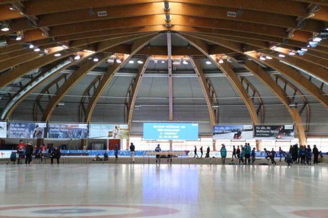 2. Pokallauf in Erfurt (Gunda-Niemann-Stirnemann-Halle, 15./16.02.2020)